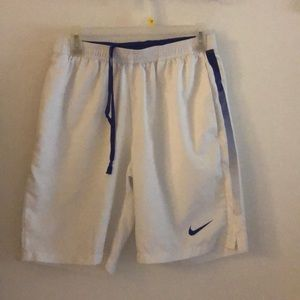 Nike's Men's  Dri Fit Tennis Shorts